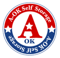 A-Ok Self Storage logo